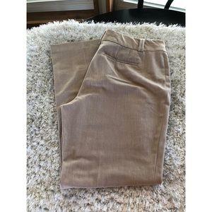 Ann Taylor Loft Julie Trouser Pants Size 14